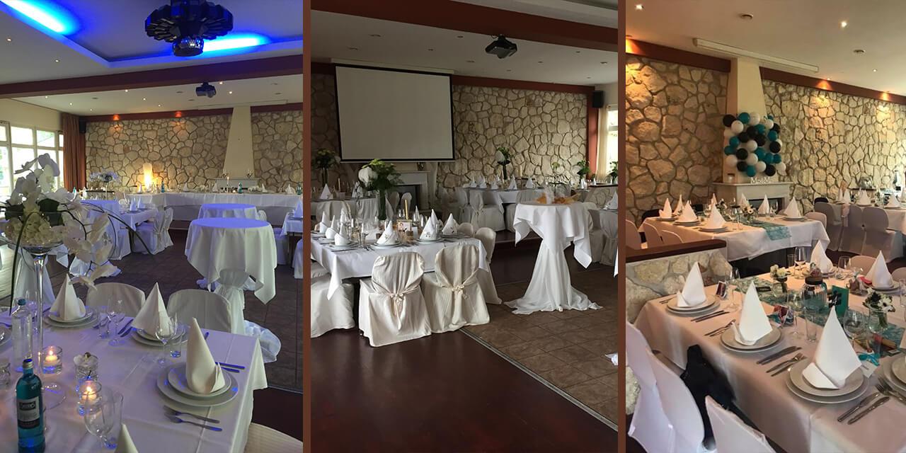 Eventlocation, Hochzeitsaal